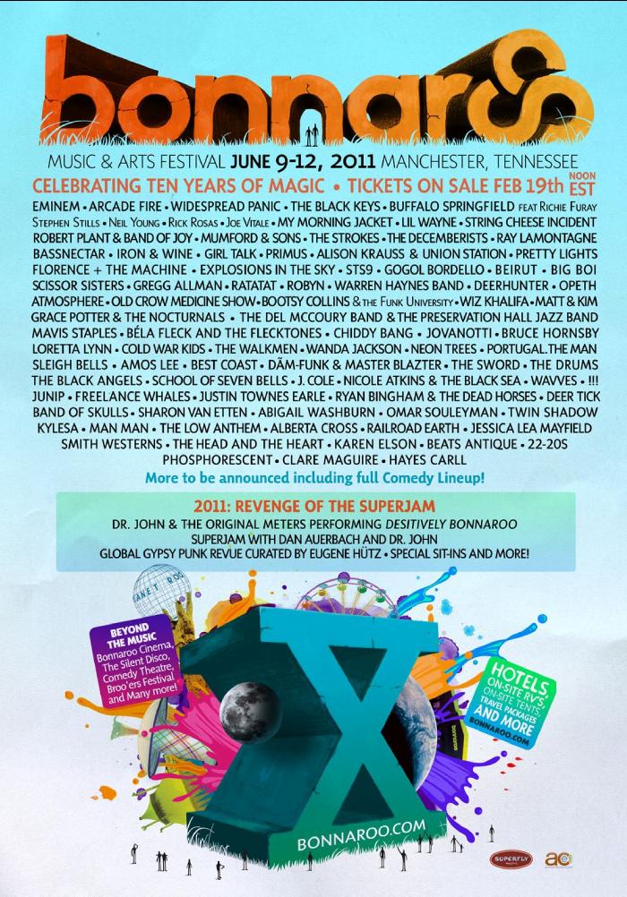 ボナルー・ミュージック・フェスティバル