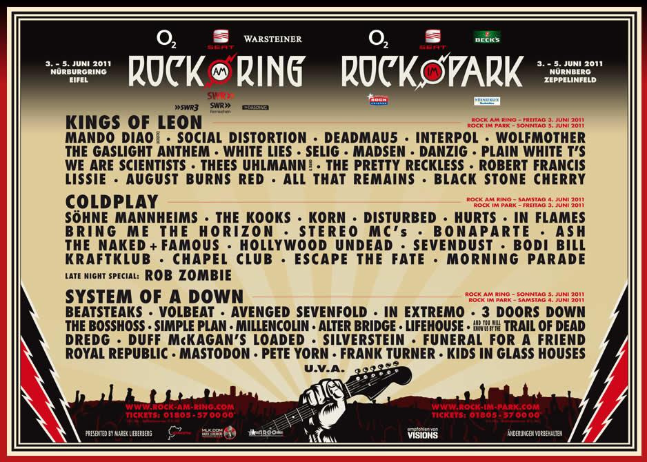ロックアムリング(Rock am Ring)
