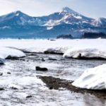 残雪の磐梯山を歩いてきた【雪山登山】