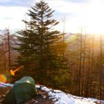 雲取山で初めてテント泊登山してきた