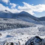 厳冬期の天狗岳へテント泊で登山してきました