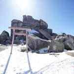 瑞牆山荘から金峰山へ登山してきました
