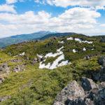 八ヶ岳を北から南へ3泊4日でテント泊縦走してきました【前編】