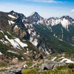 八ヶ岳を北から南へ3泊4日でテント泊縦走してきました【後編】