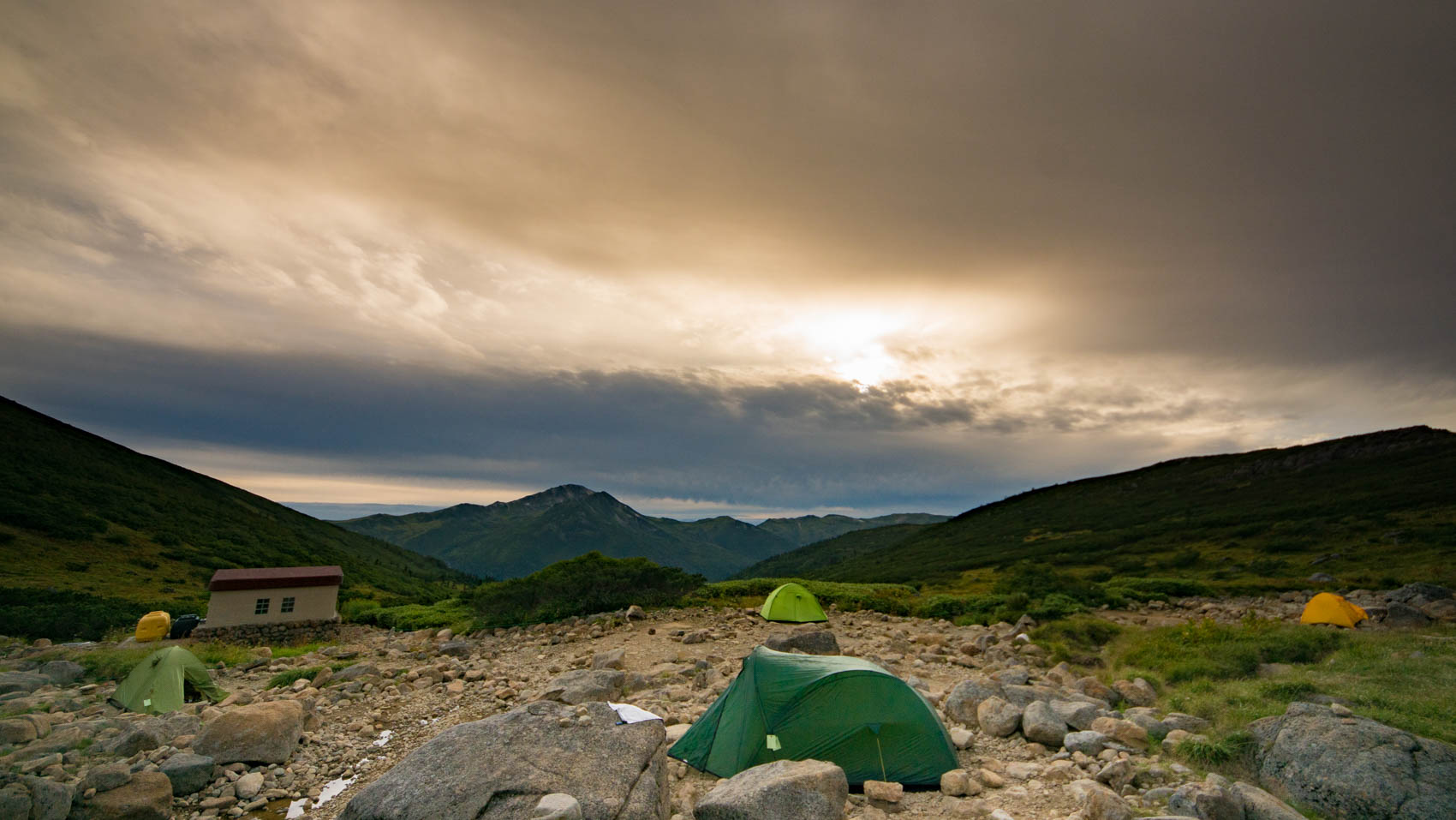 ノ平キャンプ場