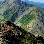【南アルプス】北岳・間ノ岳をのんびり2泊3日のテント泊で行ってきた