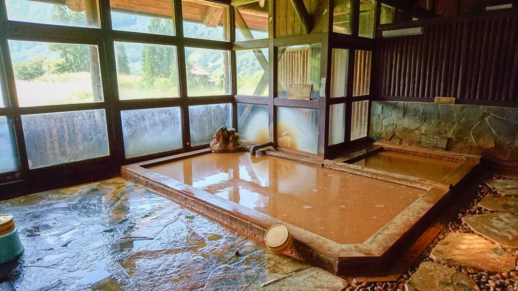小赤沢温泉