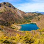 紅葉の日光白根山に登ったら大混雑だった【湯元温泉登山口から】