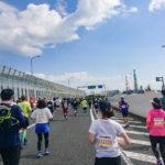 初マラソンで横浜マラソンを走ってきた