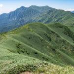 トレランで谷川岳馬蹄形縦走路に挑戦したが途中下山することに