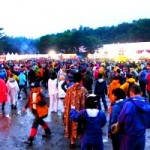 フジロックフェスティバル2011 1日目の感想