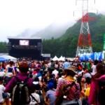 フジロックフェスティバル2010 2日目の感想
