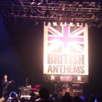 BRITISH ANTHEMS vol9 へ行ってきた
